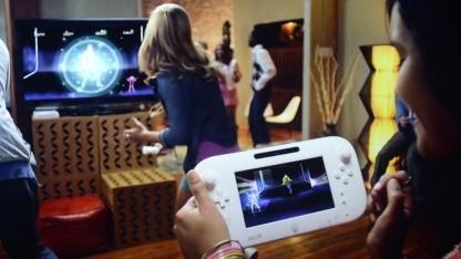 Nintendo Wii U auf einer Messe