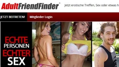 Die Seite Adult Friend Finder wurde gehackt.