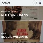 Plakaat ausprobiert: App erkennt Veranstaltungen auf Plakaten ohne QR-Code