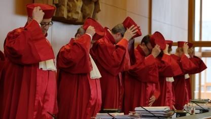 Die Richter des Bundesverfassungsgerichtes haben den Antrag der Opposition abgelehnt.