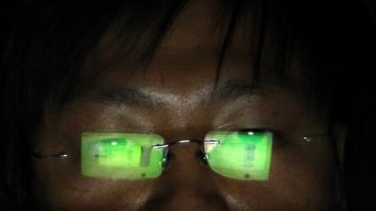 Hacker in Taipeh