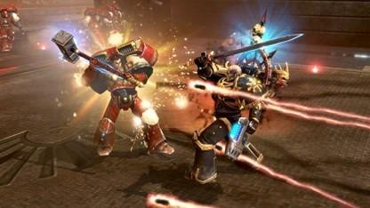 Mac-Nutzer können sich über Calico für eine Partie Warhammer 40.000 verabreden.