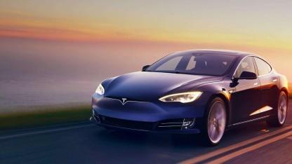 Elektroautos sollen künftig lärmen.