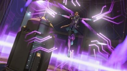 Sombra ist die neue Heldin in Overwatch.