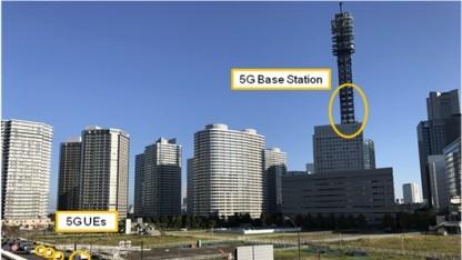 5G-Testfeld in Japan