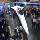 Überschallflugzeug: Boom Aerospace stellt Prototypen vor