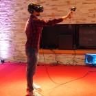 Holocafé: Cappuccino und VR für Vier, bitte!