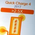Qualcomm Quick Charge 4: In 5 Minuten den Smartphone-Akku zu 50 Prozent aufladen