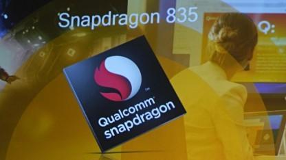 Qualcomm kündigt den Snapdragon 835 mit Samsungs 10LPE an.