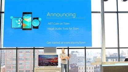 Microsoft bringt Apps jetzt fast überall hin. Die mögliche Cloud-Anbindung soll Entwicklern helfen.
