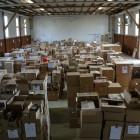 Schwarzkopien: LKA stellt zwei Millionen CDs, DVDs und Schallplatten sicher