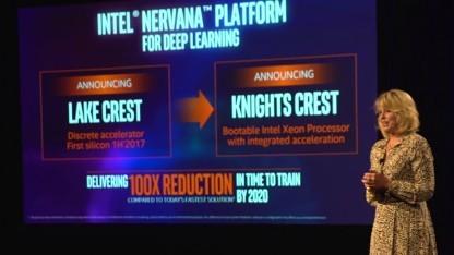 Diane Bryant stellt Lake Crest und Knights Crest vor