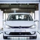 Volkswagen: Neuer E-Golf fährt bis zu 300 Kilometer elektrisch