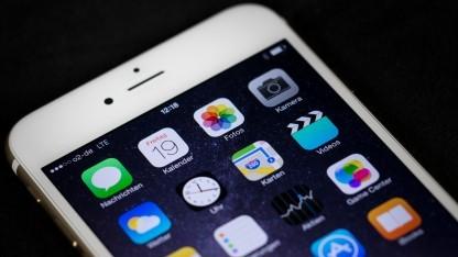Touch Disease macht Touchscreen im iPhone 6 Plus unbrauchbar.