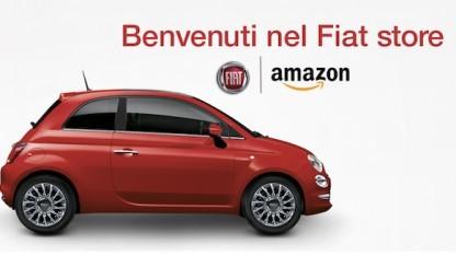Fiats bei Amazon