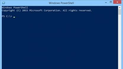 Microsoft macht die Powershell endgültig zum Windows-Standard.