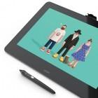 Wacom Cintiq Pro: 4K-UHD-Display zum Zeichnen mit USB-C-Anschluss