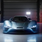Next EV NIO EP9: Chinesen bauen schnellsten elektrischen Supersportwagen