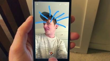 Instagram verschickt jetzt sich selbst löschende Fotos - gut so!