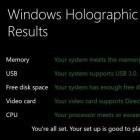 Windows Holographic: Microsofts AR-Plattform benötigt eine DX12-Grafikkarte