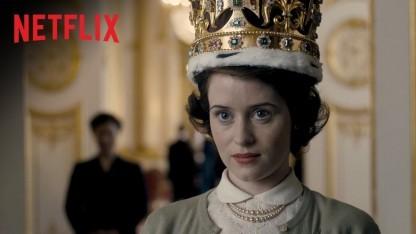 Szene aus The Crown