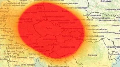Googles Dienste waren in Tschechien für mehrere Stunden nicht erreichbar.