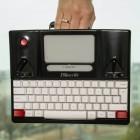 Astrohaus Freewrite im Test: Schreibmaschine mit Cloud-Anschluss und GPL-Verstoß