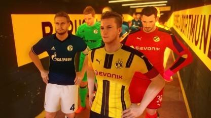 Das Data Pack 2.0 für PES 2017 bringt mehr Dortmund ins Spiel.