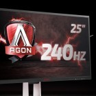 Agon AG251FZ: AOCs Display läuft mit nativen 240 Hz und Freesync