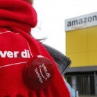 Amazon: Beschäftigte streiken am Black Friday
