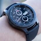Gear S3 im Test: Großes Display, großer Akku, große Uhr