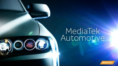 Mediatek plant SoCs für Automotive