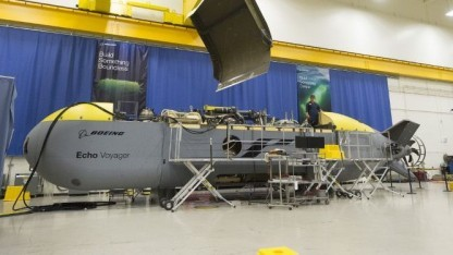 AUV Echo Voyager von Boeing: Manöver mit unbemannten Systemen vor Schotttland