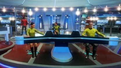 Star Trek Bridge Crew unterstützt Cross-Play.