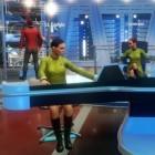 Virtual Reality: Plattformunabhängig auf der Star-Trek-Brücke
