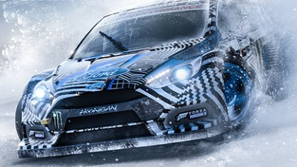 Artwork von Forza Horizon 3 Blizzard Mountain