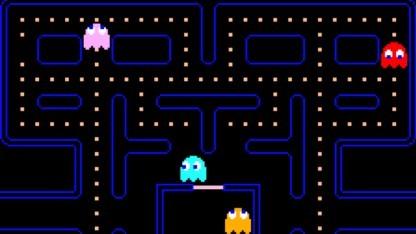 Pac-Man im Facebook Messenger