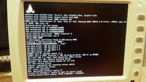 Linux auf einem Digital-Oszilloskop
