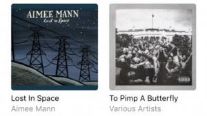 Mit iOS 10.2 lässt sich Musik wieder feiner bewerten.