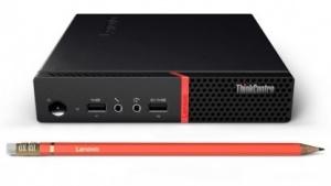 Lenovos Tiny-Rechner mit AMD-APU
