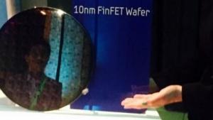 Wafer mit 10FF-Chips