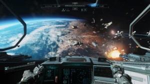 Call of Duty Infinite Warfare spielt auch im All