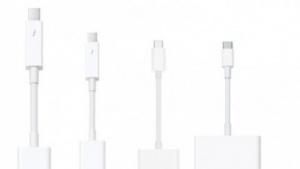 Apple-Adapter für USB-Typ-C