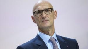 Telekom-Chef Timotheus Höttges im November 2015