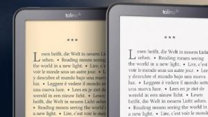 Tolino Vision 4 HD: Platz für 6.000 E-Books