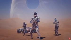 Mass Effect Andromeda spielt in unserer Nachbarschaft.