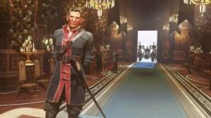 Bild aus dem Anfang von Dishonored 2