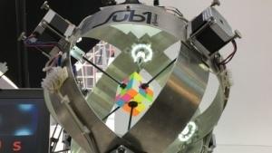 Roboter Sub1 Reloaded: auf Schnelligkeit programmiert