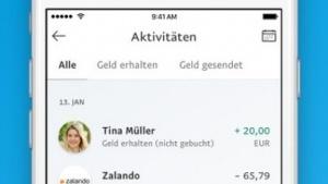Siri kann mit Paypal Geld überweisen