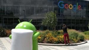 Google steht wegen Android in der Kritik.